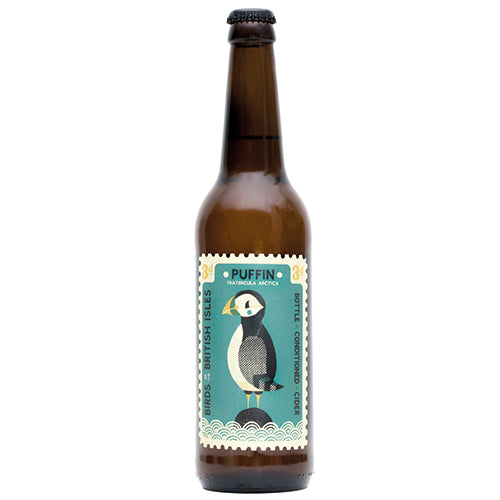 Perry's Cider Puffin Cider 500ml Bottle [WHOLE CASE] by Perry's Cider - The Pop Up Deli