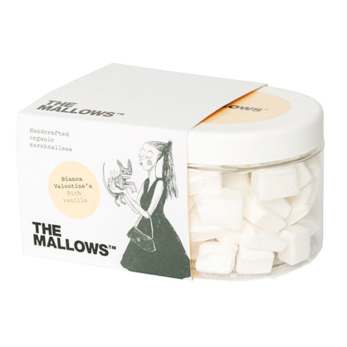 The Mallows Rich Vanilla - Bianca Valentine 150g [WHOLE CASE] by The Mallows - The Pop Up Deli