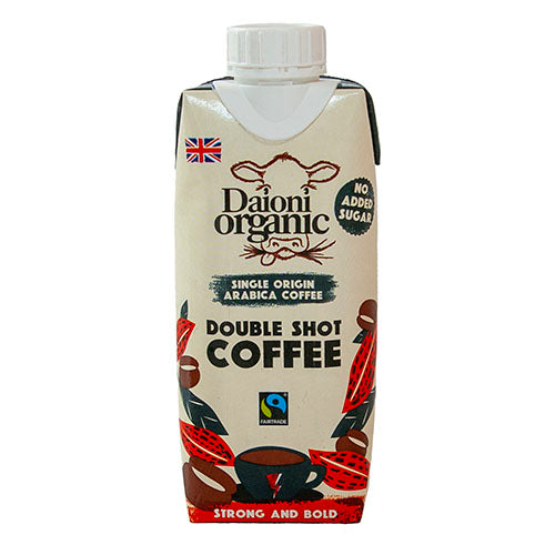 Daioni Organic Double Shot 330ml [WHOLE CASE] by Daioni Organic - The Pop Up Deli