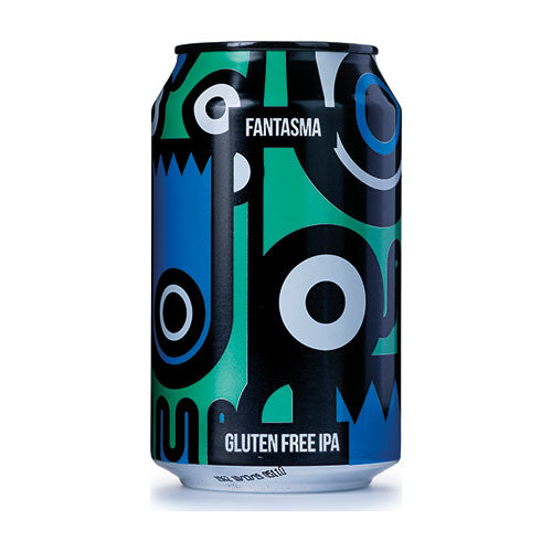 Magic Rock Fantasma Gluten Free IPA 330ml Can [WHOLE CASE] by Magic Rock - The Pop Up Deli
