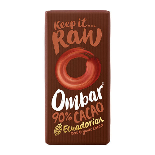 Ombar 90% Cacao 35g [WHOLE CASE] by Ombar - The Pop Up Deli