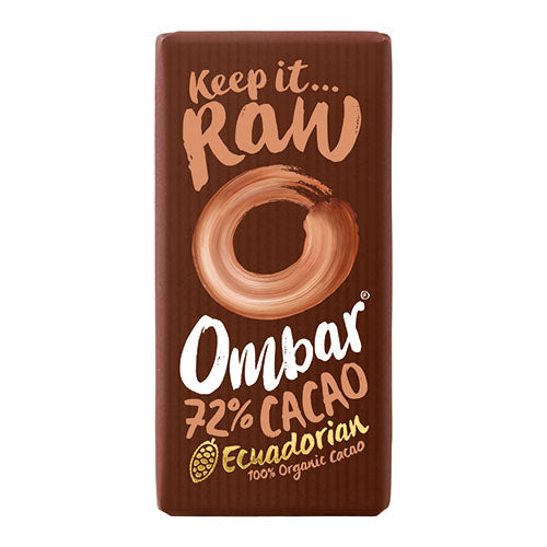 Ombar 72% Cacao 35g [WHOLE CASE] by Ombar - The Pop Up Deli