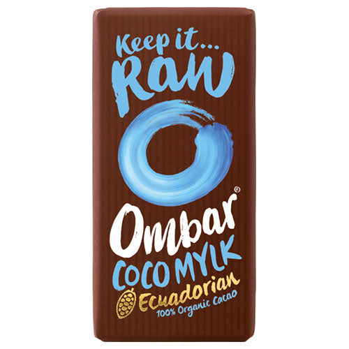 Ombar Coco Mylk 35g [WHOLE CASE] by Ombar - The Pop Up Deli
