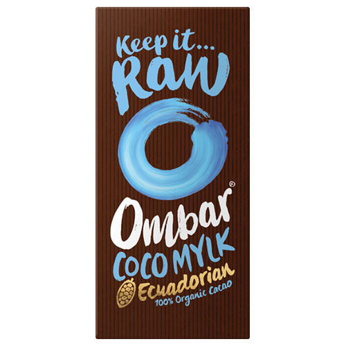 Ombar Coco Mylk 70g [WHOLE CASE] by Ombar - The Pop Up Deli