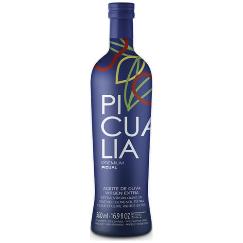 Picualia Premium 500ml Extra Virgin Olive Oil [WHOLE CASE] by Picualia - The Pop Up Deli