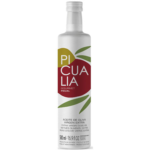 Picualia Gourmet 500ml Extra Virgin Olive Oil [WHOLE CASE] by Picualia - The Pop Up Deli