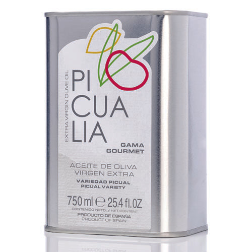Picualia Gourmet 750ml Extra Virgin Olive Oil [WHOLE CASE] by Picualia - The Pop Up Deli