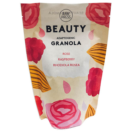 Raw Press Beauty Granola 200g [WHOLE CASE] by Raw Press - The Pop Up Deli