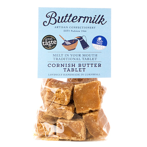 Buttermilk Butter Tablet Grab Bag 175g [WHOLE CASE] by Buttermilk - The Pop Up Deli