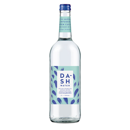 Dash Water Cucumber 750ml [WHOLE CASE] by Dash Water - The Pop Up Deli