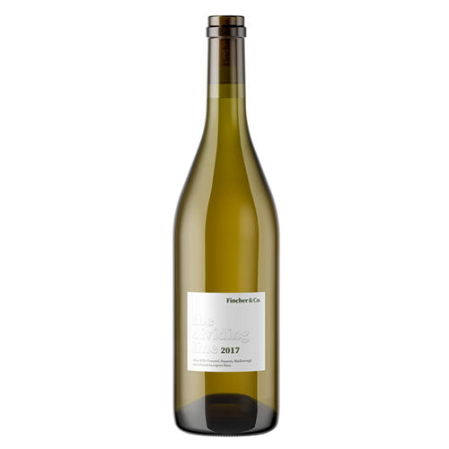 Fincher & Co The Dividing Line White Wine, Sauvignon Blanc 750ml [WHOLE CASE] by Diverse Wine - The Pop Up Deli