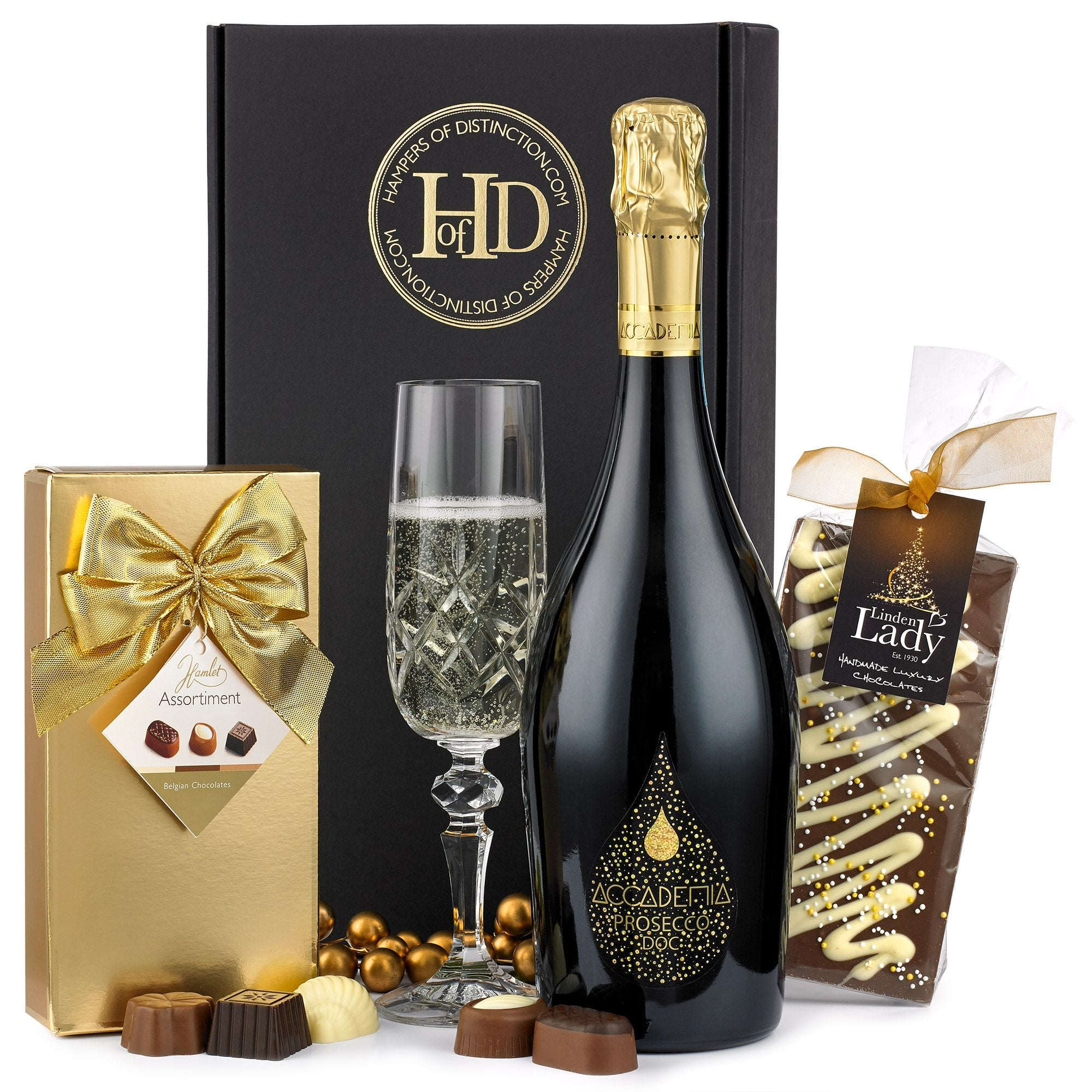 Prosecco and Chocolates by GDS - The Pop Up Deli