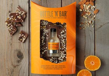 Bottle 'N' Bar With Orange Gin by GDS - The Pop Up Deli