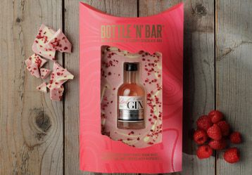 Bottle 'N' Bar With Pink Gin by GDS - The Pop Up Deli
