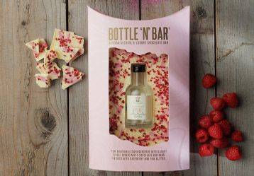 Bottle 'N' Bar With Pink Marshmallow Moonshine by GDS - The Pop Up Deli