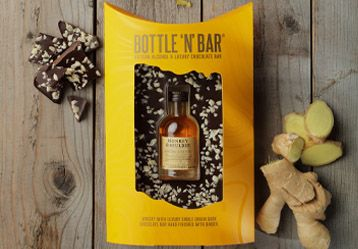 Bottle 'N' Bar With Whisky by GDS - The Pop Up Deli