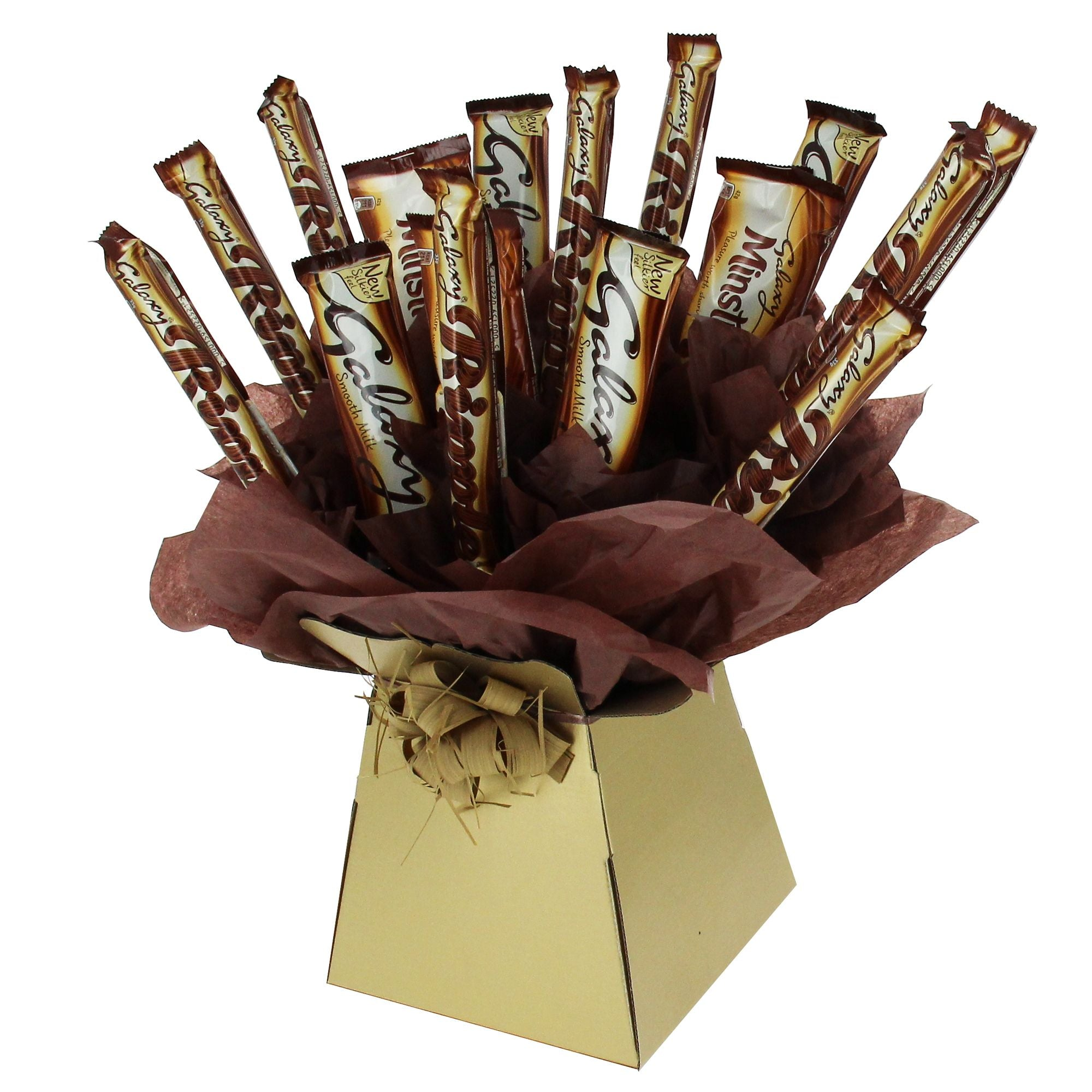 Galaxy chocolate chocolate bouquet by GDS - The Pop Up Deli