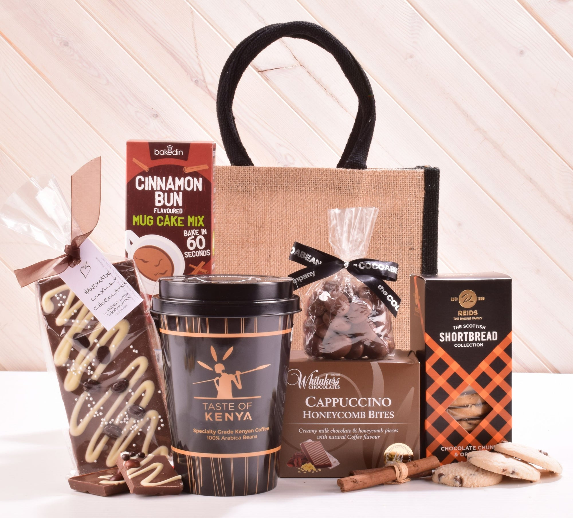 Coffee Lovers Hamper by GDS - The Pop Up Deli