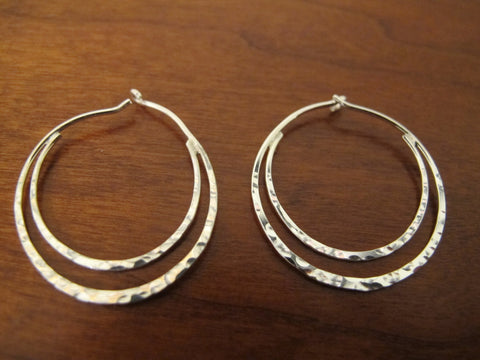 Double Hammered Hoops