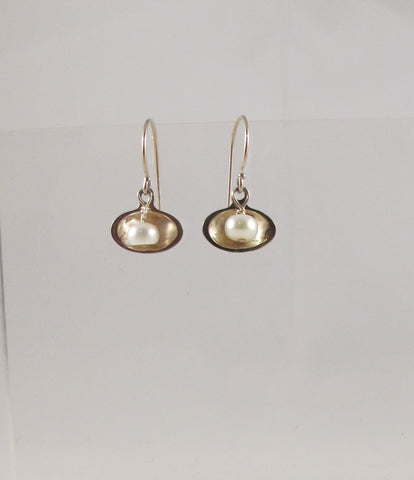 Ipswich pearl earrings