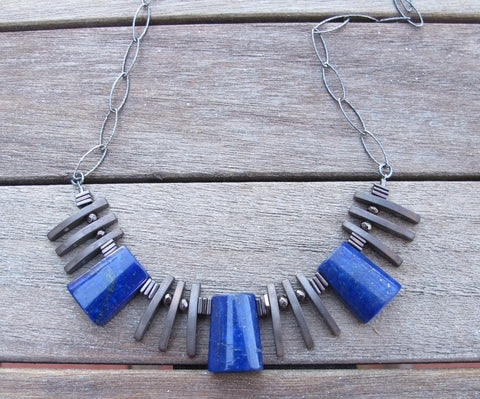 Lapis Luxury Necklace