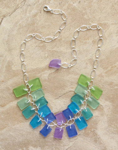 Spindrift Necklace