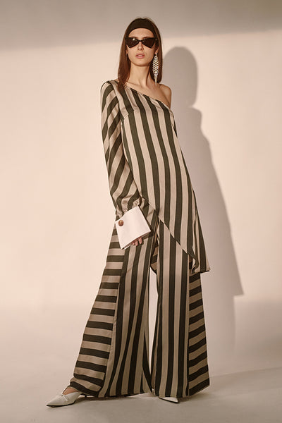 Seru Pants - Striped - Style Mafia