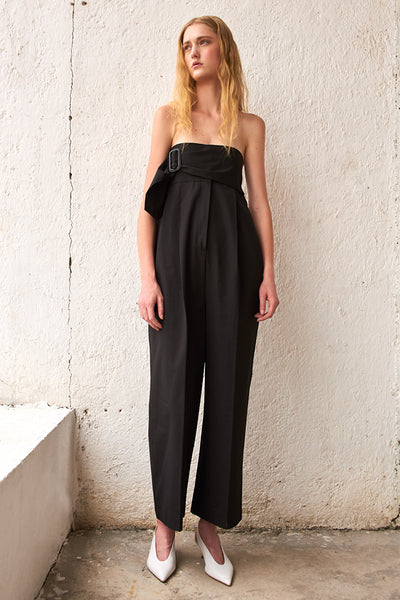 Yura Jumpsuit - Black