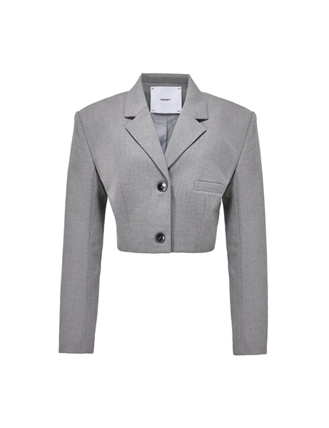 Anzir Jacket - Grey