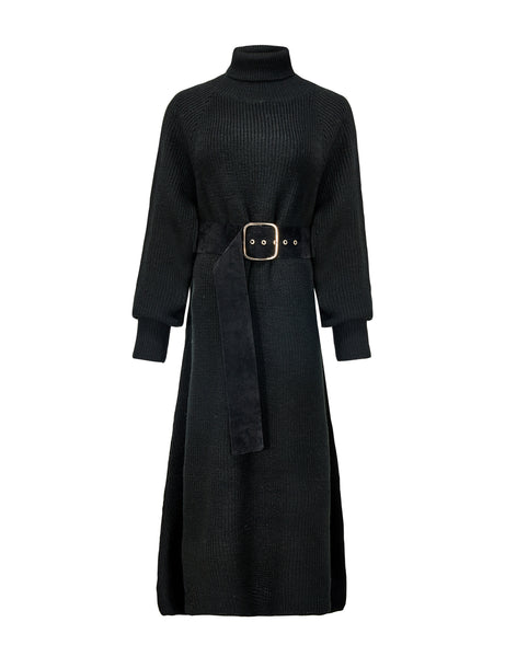 Winka Dress - Black