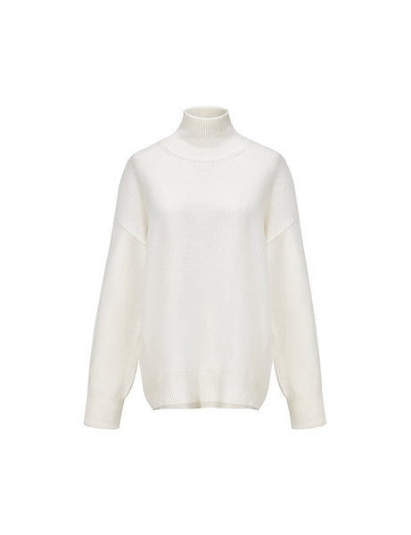 Olivia Sweater - White