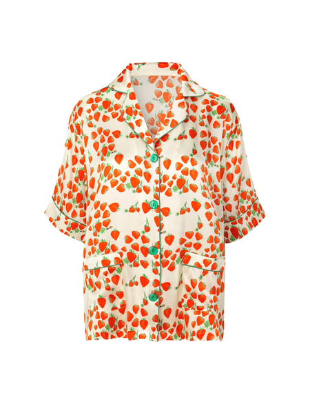 Helmstedt - Short Sleeve Shirt Berryfield