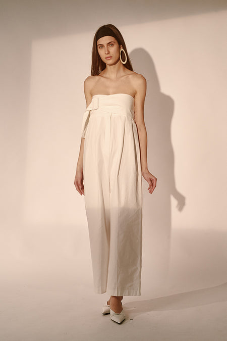 Yura Jumpsuit - White