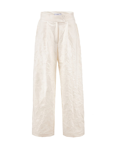 Papel Pants - White