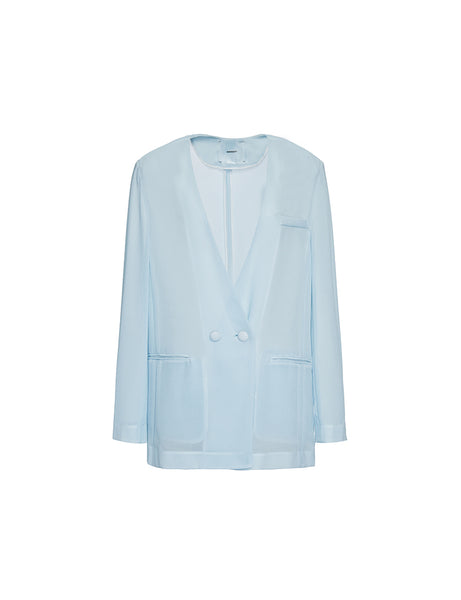 Lorelle Jacket - Blue