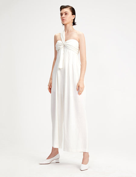 Migno Jumpsuit - White