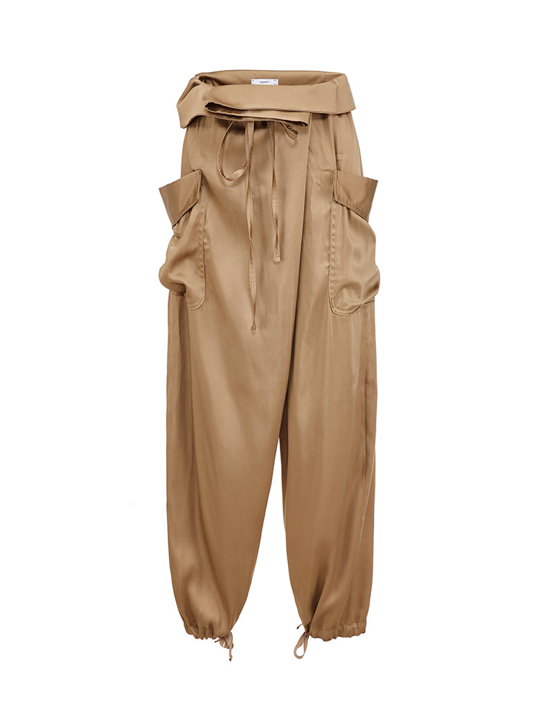 Retrovi Pants - Brown
