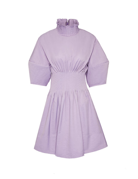 Solar Dress - Purple