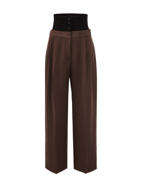 Bandita Pants - Brown