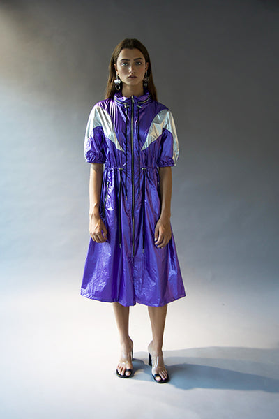 Bali Dress - Purple