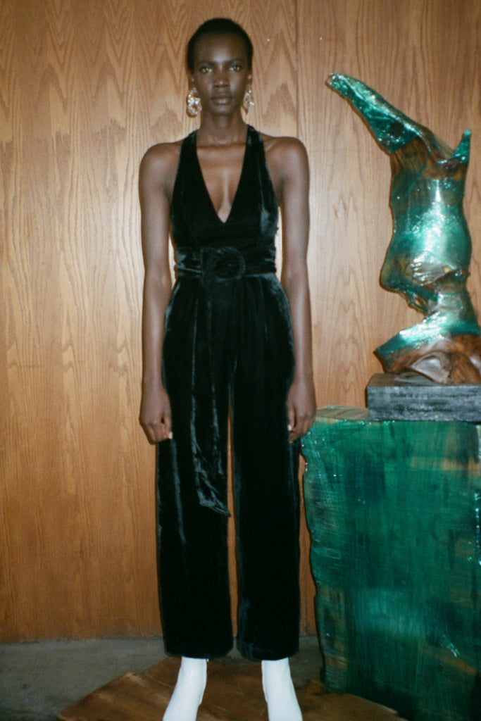 Oli Jumpsuit- Black