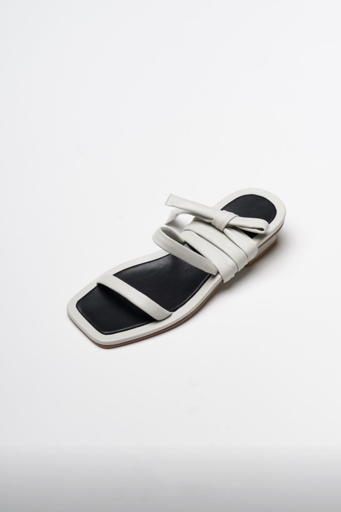 Rope  Sandals - White