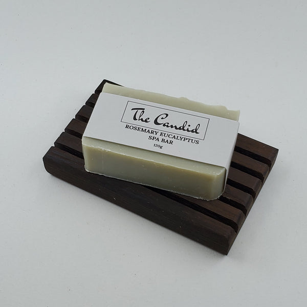 Roasted Ash Soap Dish