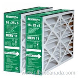 ReservePro Part# 4511 16 x 25 x 5 Furnace Filters Canada  2 PACK