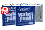 Aprilaire No. 10 Humidifier Water Panel Canada Pack of 2
