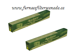 Aprilaire Part # 501 Expandable Furnace Filters in Canada  Pack of 2