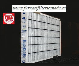 "Carrier / Bryant Part No. GAPCCCAR2025/GAPBBCAR2025 MERV 15 20-5/8"" X 24-3/8"" X 3-1/2"" Furnace Filter Canada"