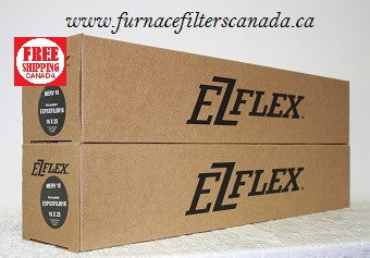 Carrier Part No. EZFLEX20 EXPXXFIL0020 Expandable Furnace Filters Canada 2 Pack