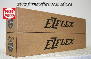 Carrier Part No. EZFLEX24 EXPXXFIL0024 Expandable Furnace Filters in Canada 2 Pack