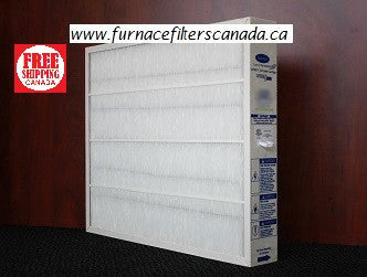 Bryant/Carrier Part No. GAPBBCAR2025/GAPCCCAR2025 MERV 15 Furnace Filter Canada